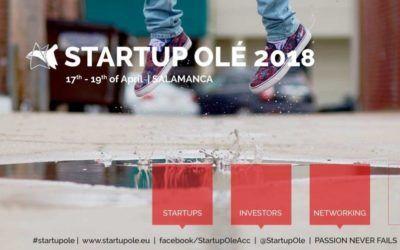 Startup Olé 2018 – Salamanca somos todos